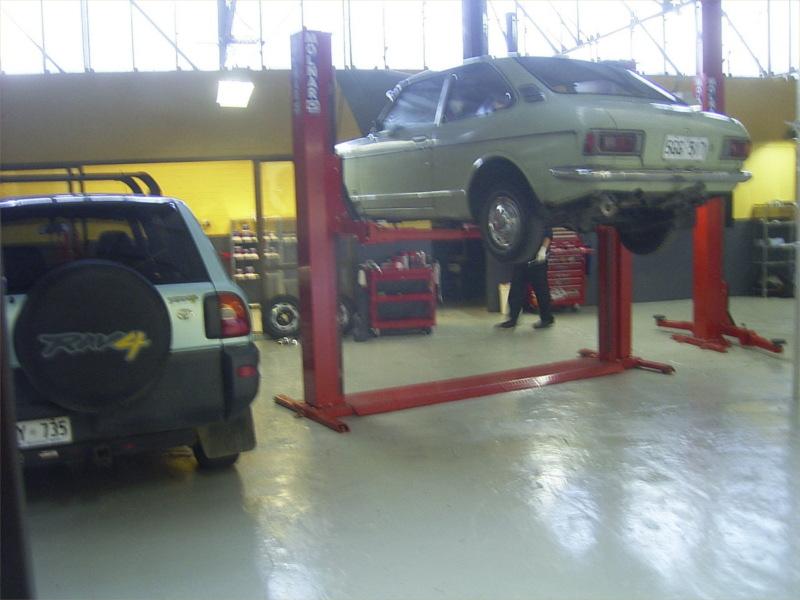 Mechanic stirling